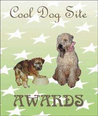 Cool Dog Site awards